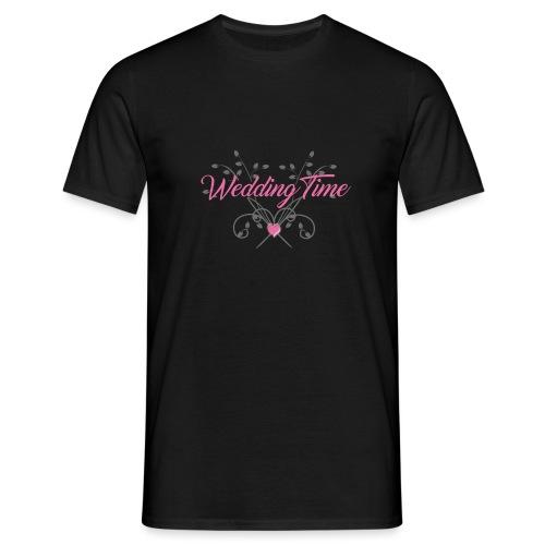 Wedding Time - Maglietta da uomo