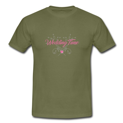 Wedding Bag - Maglietta da uomo