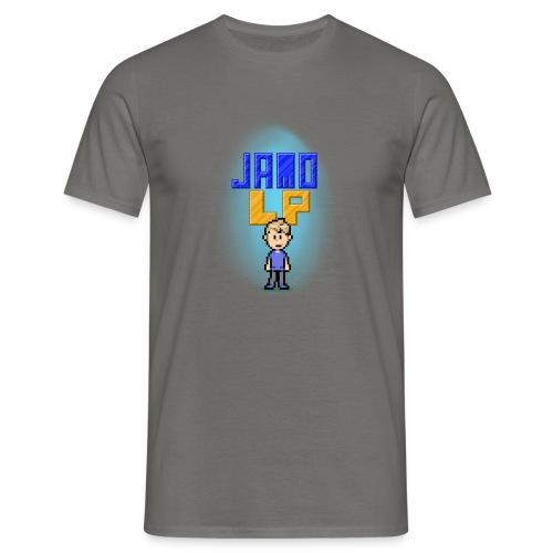 Pixel Jamo - Herre-T-shirt