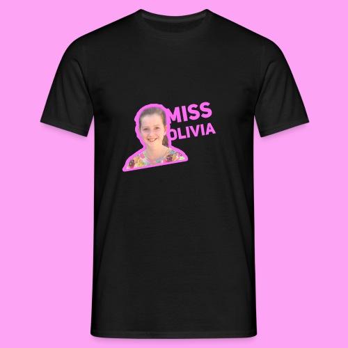MissOlivia - Mannen T-shirt
