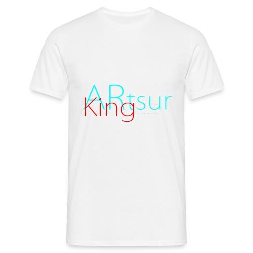 ARtsurKing Logo - Men's T-Shirt