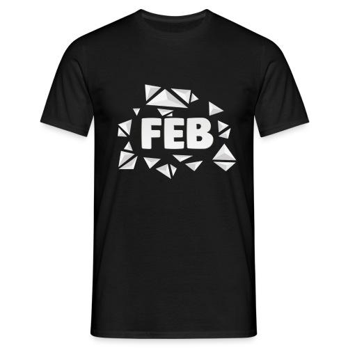 FebMerch - Men's T-Shirt