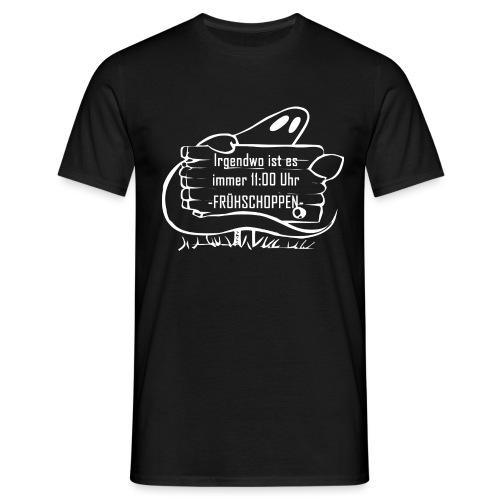 Fruehschoppen - Männer T-Shirt