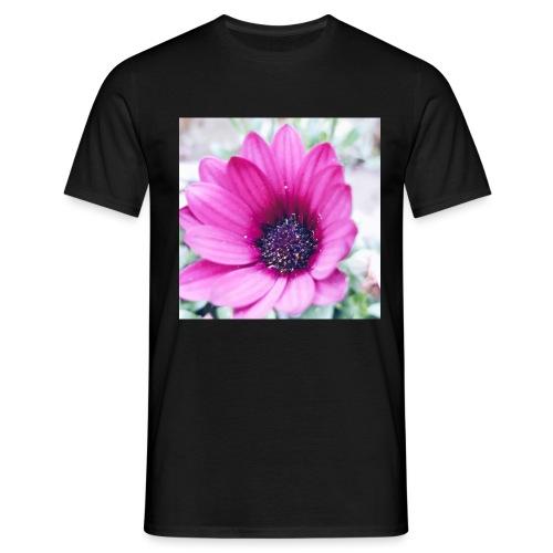 Flowerista - Männer T-Shirt