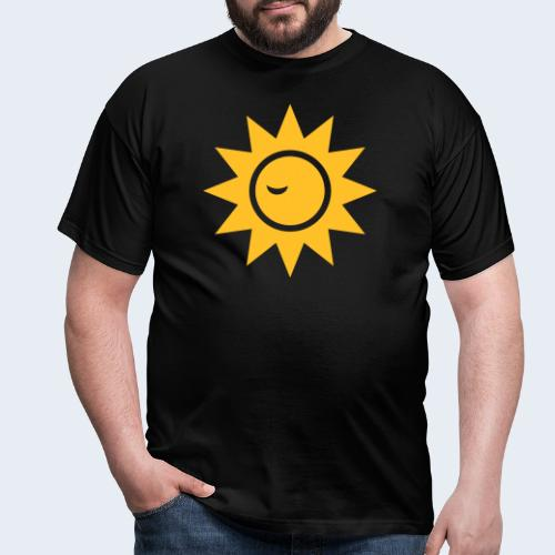 Winky Sun - Mannen T-shirt