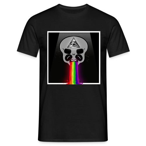 Alien Had - Männer T-Shirt