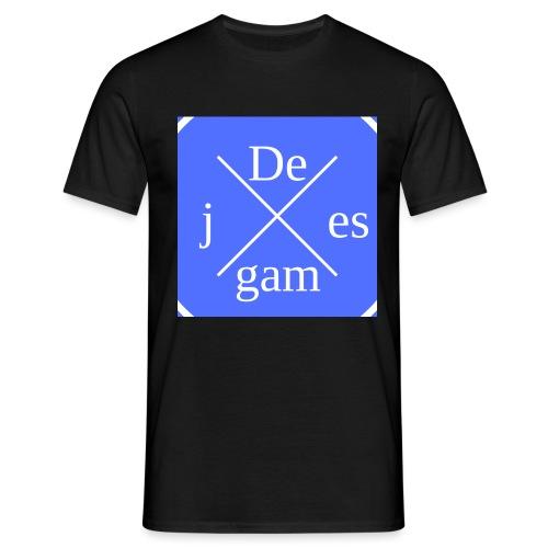 de j games kleren - Mannen T-shirt