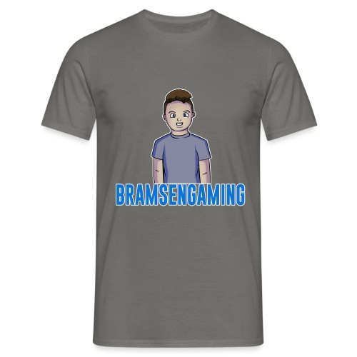 BramsenGaming 2017 - Herre-T-shirt