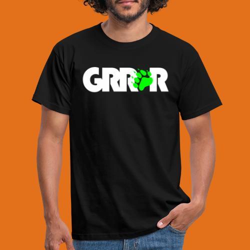 grrr2011 - Men's T-Shirt