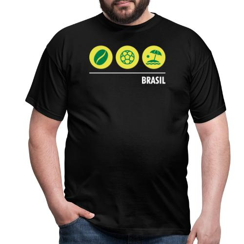 Circles - Brazil - Men's T-Shirt