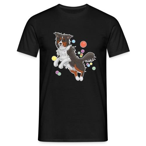 Australian Shepherd - Männer T-Shirt