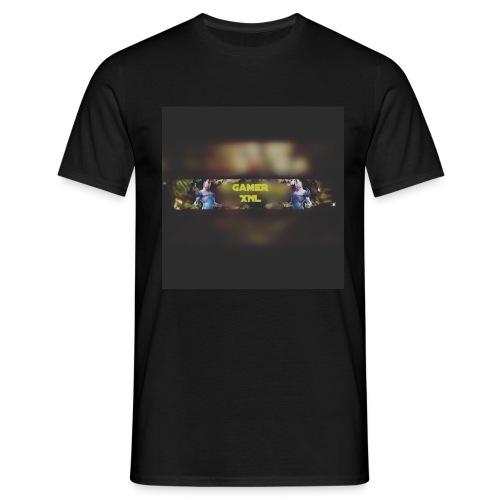 logo merch - Mannen T-shirt
