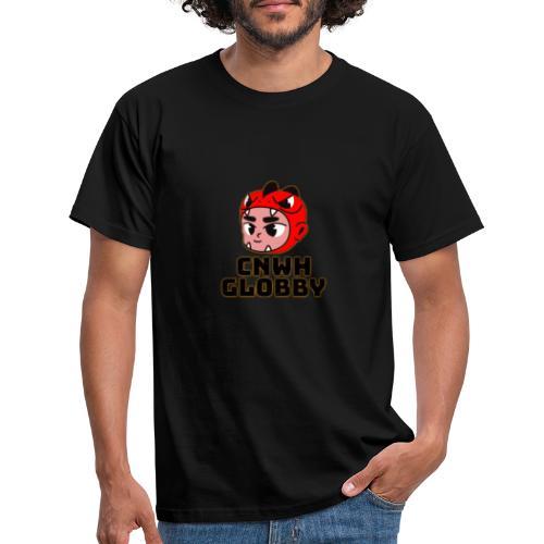 CnWh Globby Merch - T-shirt herr