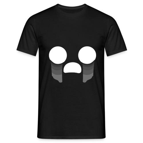Visage triste - T-shirt Homme