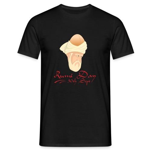 Rumi Day, 30th Sept - Men's T-Shirt