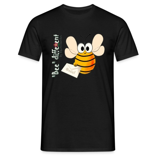 BEE DIFFERENT3 - T-shirt Homme