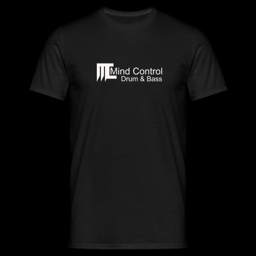 Mind Control - Drum and Bass - Männer T-Shirt