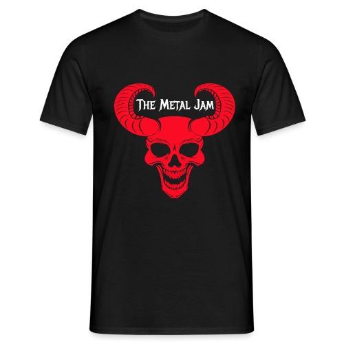 The Metal Jam Merch! - Mannen T-shirt