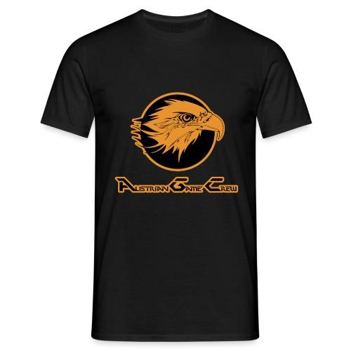 AGCmitName - Männer T-Shirt