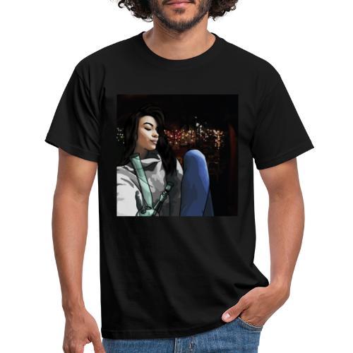 420 Girl - Maglietta da uomo