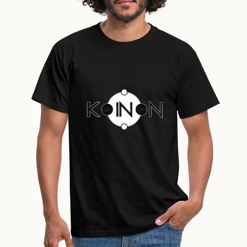 Koinòn Logo - Maglietta da uomo