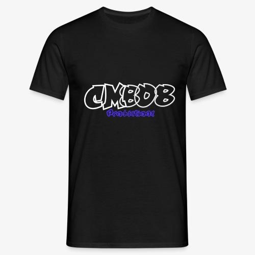 New 019 Blue/white - Mannen T-shirt