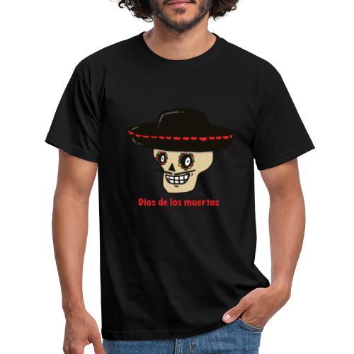 Dios De Los Muertos - Mannen T-shirt