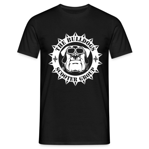 Bulldogs Scooter Group - T-shirt Homme