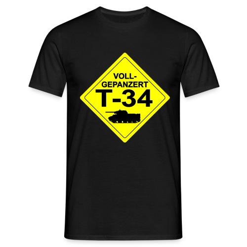 T 34 - Männer T-Shirt