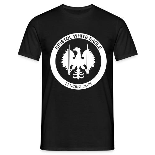 BWE ROUNDEL WHITE - Men's T-Shirt