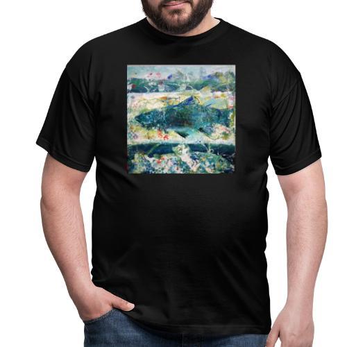 Fish it! - Männer T-Shirt