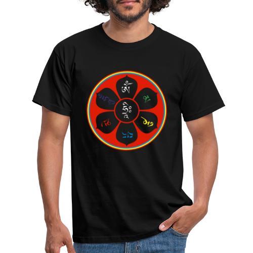 OM MANI - Männer T-Shirt