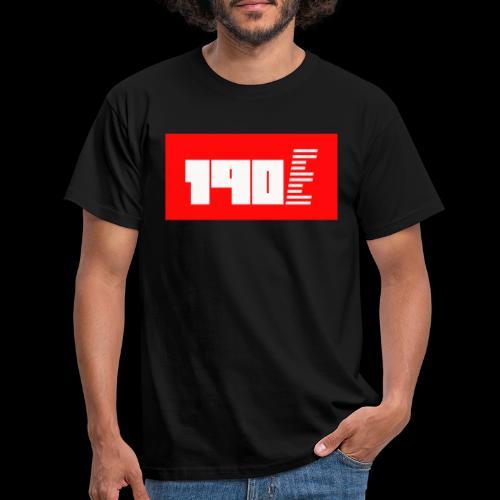 190e - Männer T-Shirt