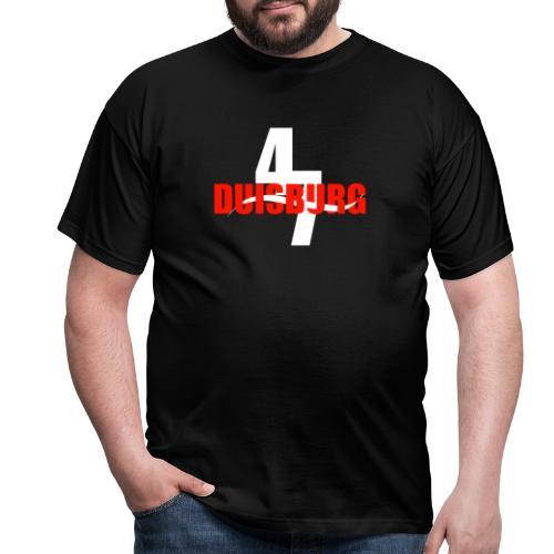47 Duisburg - Männer T-Shirt
