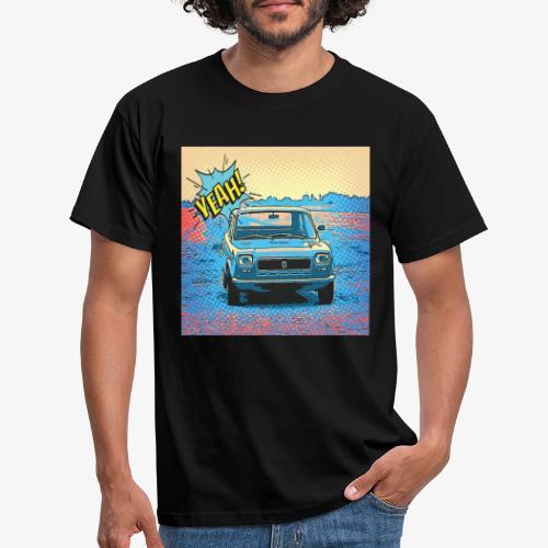 127 car - Maglietta da uomo