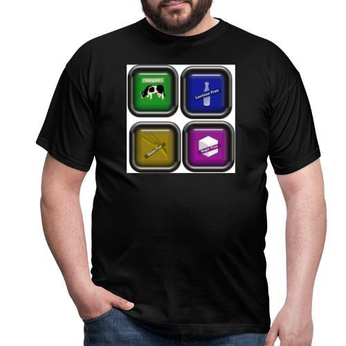 vegan lifestyle - Männer T-Shirt