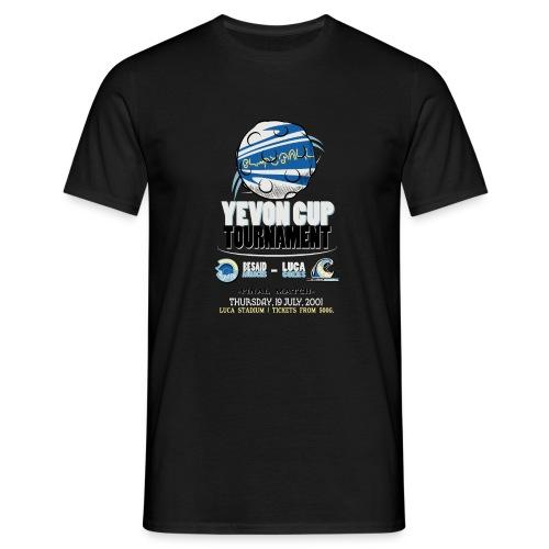 Blitzball Finals Yevon Cup Royal Blue - Men's T-Shirt