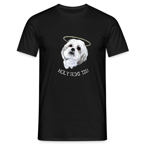 HOLY SCHI TZU - Men's T-Shirt