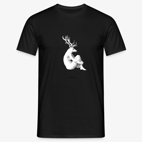 Deer - Maglietta da uomo
