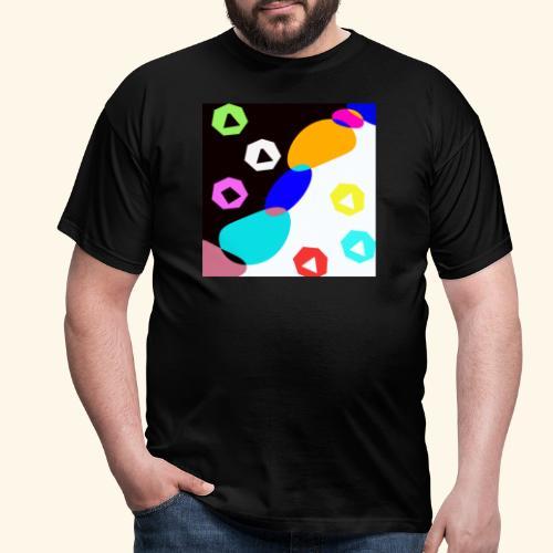 Artistico 48 - Maglietta da uomo