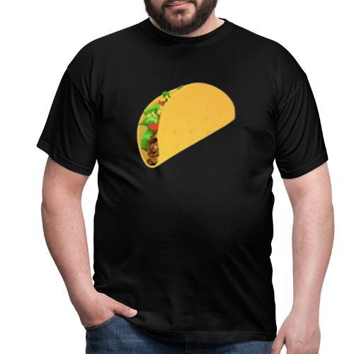 taco - T-shirt herr
