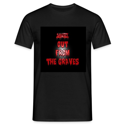 Out From The Graves T Shirt 2020 - Miesten t-paita