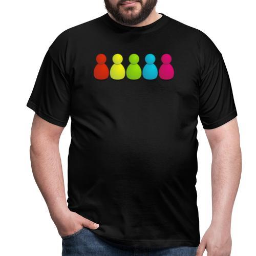 pawns game - Männer T-Shirt