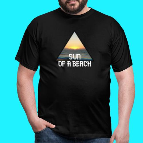 Sun of a beach - Herre-T-shirt
