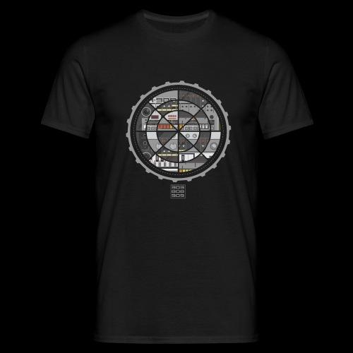 303808909 CIRCLE - Men's T-Shirt