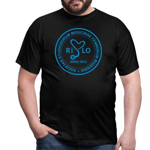 Rislo Logo - sisäiseen käyttöön - Miesten t-paita