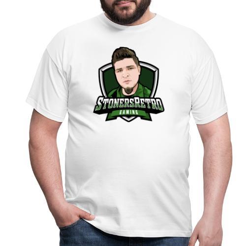 StonersRetroGaming-Logo - Men's T-Shirt