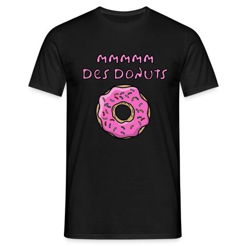 mm des donuts - T-shirt Homme