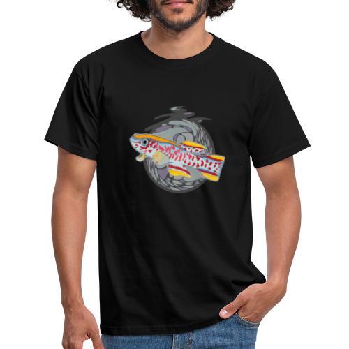 Space Fish Bluecontest - T-shirt Homme