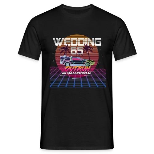 Wedding 65 Berlin - Männer T-Shirt